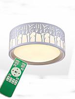 Op plafond bevestigd ,  Hedendaags Traditioneel /Klassiek Schilderen Kenmerk for LED MetaalWoonkamer Slaapkamer Eetkamer