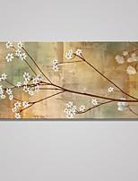 Impression sur Toile A fleurs/Botanique Moderne Classique,Un Panneau Toile Horizontale Imprimer Art Décoration murale For Décoration