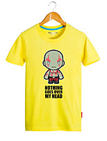 Costumes de Cosplay Sweatshirts Mangas Superhéros Monstre Déguisements Thème Film/TV Cosplay de Film Tee-shirt Halloween Carnaval Coton