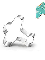 Plane Airplane Cookies Cutter Stainless Steel Biscuit Cake Mold Metal Kitchen Fondant Baking Tools