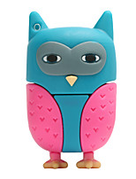 Hot new cartoon owl usb2.0 8gb flash drive u memory memory