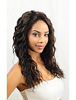 Cabelo brasileiro laço frente perucas kinky curl cabelo laço frente perucas perucas de cabelo humano para mulheres
