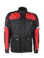 Men's Bike Tops Breathable Protective Mesh/Net LYCRA® Oxford Terylene Sports Cycling/Bike Cross-Country Motobike/MotorbikeSummer