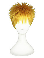 Shingeki no Kyojin-Reiner Braun Blonde 12inch Anime Cosplay Wigs CS-121A