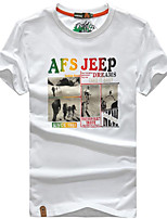 Men's T-shirt Others Everyday Use Fast Dry Summer