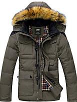 Homens Blusas Acampar e Caminhar Manter Quente Inverno