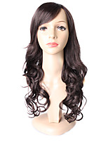 European Style Long Loose Wavy Ombre 2/33 Capless Synthetic Wigs