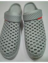 Men's Loafers & Slip-Ons Comfort PP (Polypropylene) Spring Casual Gray Blue Flat