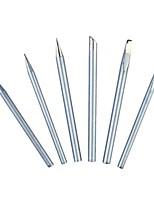 Sata железная головка 50 Вт внешний тип наконечника наконечник длинный нож тип режущая головка / 1