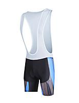 מכנס קצר ביב לרכיבה בגדי ריקוד גברים זכר אופניים מכנסיים קצרים עם כתפיותייבוש מהיר עמיד עיצוב אנטומי עמיד אולטרה סגול חדירות ללחות הגנה