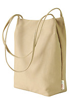 Women Shoulder Bag Canvas All Seasons Casual Shopper Magnetic khaki Dark Green Dark Gray
