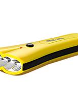 YAGE Lampes Torches LED LED Lumens 2 Mode LED Autre Intensité Réglable Rechargeable Taille Compacte PetitCamping/Randonnée/Spéléologie