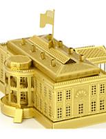 Пазлы 3D пазлы Строительные блоки Игрушки своими руками Знаменитое здание Из нержавеющей стали Модели и конструкторы