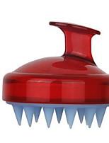 Bath Brush Shower Bath Caddies Silica Gel Material