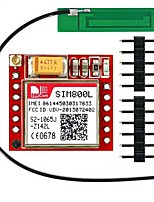 Sim800l ipex quad-band gprs gsm módulo de fuga 3g antena