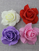 10 PCS Artificial Flower Flowers Head Bouquet for Home Decor and Wedding Decorations