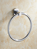Morden Style Solid Brass Bathroom Shelf Bathroom Towel Rings Bathroom Accessories