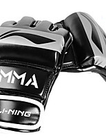 Boxing Training Gloves for Taekwondo Boxing Sanda Gloves & Hands Anti-Shake/Damping Cushioning Anti-Wear Terylene