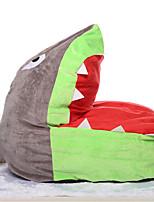 Dog Bed Pet Mats & Pads Cartoon Soft Blue Green