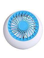 Mini USB Fan Refreshing Light and Convenient Quiet and Mute Wind Speed Regulation Upright Design