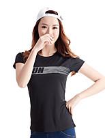 Women's Women's Long Sleeve Running T-shirt Tops Fitness, Running & Yoga Spring/Fall Winter Sports WearYoga Running/Jogging Exercise &