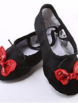 No Personalizables Mujer Ballet Tela Planos Entrenamiento Blanco Negro Rojo
