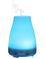 120ml Essential Oil Diffuser Mini LED Electric Aromatherapy Diffusers Ultrasonic Humidifier Machine