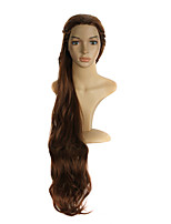 The Female Elf of the Cos Hobbit Tarriel Tauriel a Coiled Cosplay Wig
