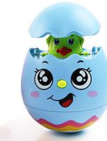 Игрушки Для мальчиков Развивающие игрушки LED освещение Игрушки для изучения и экспериментов Овал Пластик