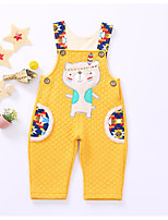 Unisex Animal Overall & Jumpsuit-Cotton Spring Fall