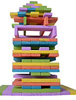 Building Blocks For Gift  Building Blocks Square Wood 2 to 4 Years 5 to 7 Years Toys