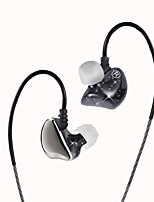 Jies x6 in-ear headset motion by wire com telefone celular celular propósito geral