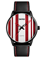 SKMEI® 1602  Men's Woman Watch Personalized Business Men Watch Creative Fashion Watch Wild Quartz Watch 30 Meters Waterproof