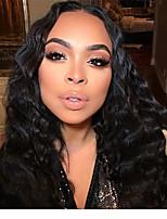 Естественные свободные волнистые бразильские виргинские волосы 130% плотность кружева перед человеческие волосы парики remy парик волос с