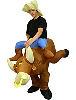 Halloween Costume For men Inflatable Costume For Carnival Suit Party Cow Costume Inflatable Bull Halloween Costume For Adult
