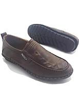 Homme Mocassins et Chaussons+D6148 Confort Chaussures formelles Tissu Printemps Automne Décontracté Marche Confort Chaussures formelles