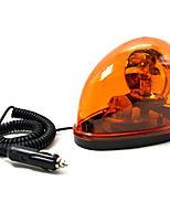 Amber Halogen Bulb Emergency Strobe Beacon Warning Flash Light