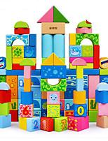 Kit de Bricolage Pour cadeau Blocs de Construction Carré Jouets