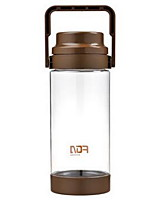 Drinkware 1500ml PC Tea Water Daily Drinkware