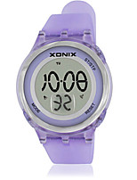 Women's Sport Watch Digital Water Resistant / Water Proof Rubber Band Purple