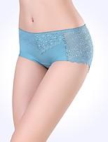 Rétro Solide Shorts & Slips Garçon Slips-Polyester