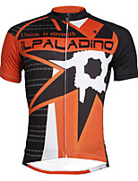 Breathable And Comfortable Paladin Summer Male Short Sleeve Cycling Jerseys DX748