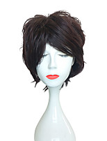 Cosplay Wigs Anime Black Short Curly Wig 30cm Heat Resistant Cosplay Hairstyle