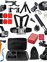 Exterior Dobrável Para Todos Xiaomi Camera Gopro 5 Sport DV SJCAM SJ4000Ciclismo/Moto Universal Campismo / Escursão / Espeleologismo Uso