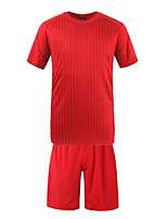 Soccer Tracksuit Breathable Comfortable Summer Classic Polyester Football/Soccer