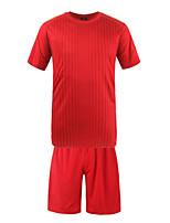 Football Survêtement Respirable Confortable Eté Classique Polyester Football