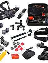 Экшн камера / Спортивная камера Трипод Мешки Многофункциональный Складной Регулируется Удобный ДляВсе Xiaomi Camera Gopro 4 Session Спорт