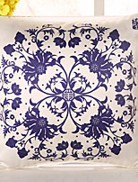 1 Pcs High Quality European Style Flowers Pillow Cover Emulation Silk Pillow Case