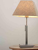 51-60 Contemporary Artistic Table Lamp , Feature for Decorative Ambient Lamps , with Chrome Use On/Off Switch Switch
