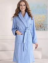 Bath RobeSolid High Quality 100% Cotton Towel